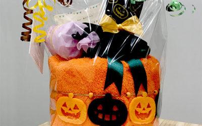 ハロウィン限定おむつケーキが登場♪